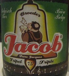 Broeder Jacob Tripel