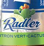 Maes Radler Limoen- Cactus