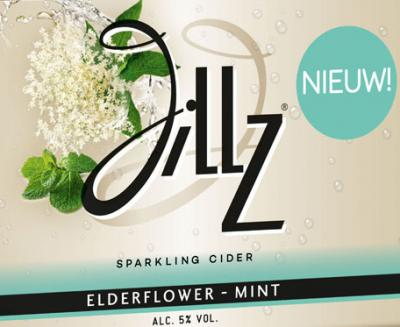Jillz Elderflower mint
