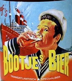 Seef Bootjes bier