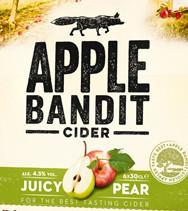 Apple Bandit Juicy Pear