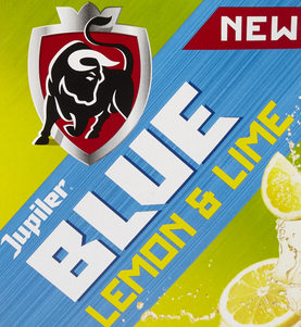 Jupiler Blue Lemon & Lime
