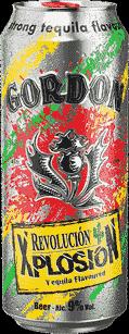 Gordon Xplosion Tequila