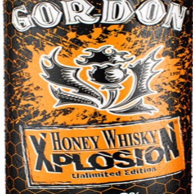 Gordon Honey Whisky