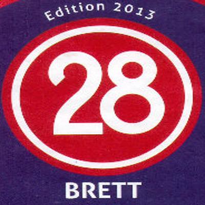 Caulier 28 Brett