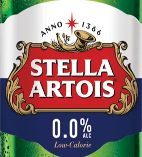 Stella Artois 0.0%
