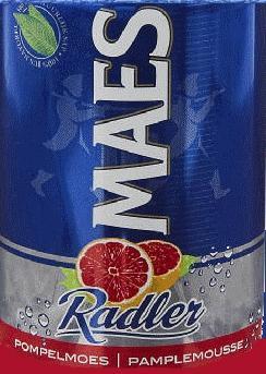 Maes Radler Pompelmoes