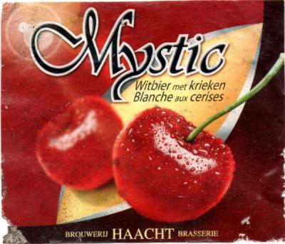 Mystic Kriek witbier
