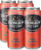 Promotie Strongbow cider red berries 4pack